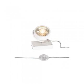 SLV 1000723 White Kalu 1 QPAR111 Floor Light