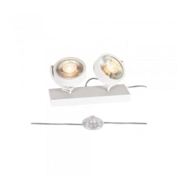 SLV 1000924 White Kalu 2 QPAR111 Floor Light