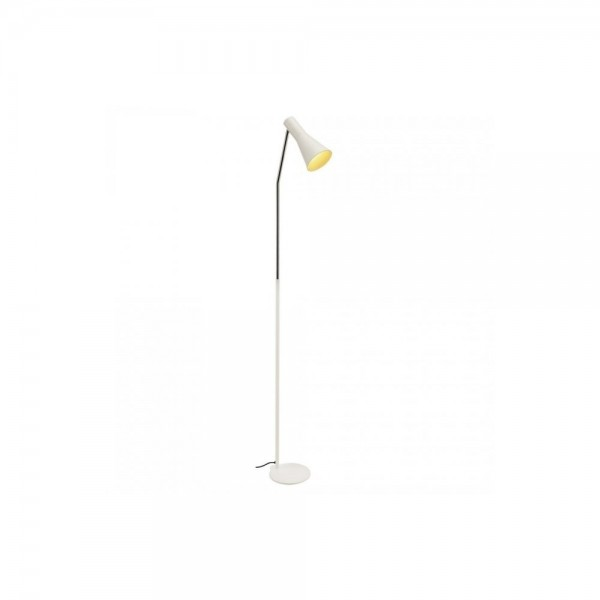SLV 146011 White Phelia E27 Floor Lamp