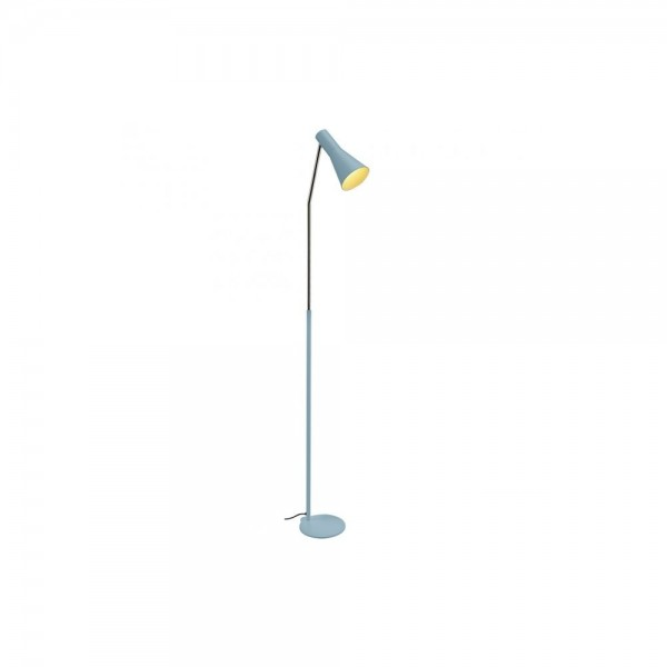 SLV 146017 Light Blue Phelia E27 Floor Lamp
