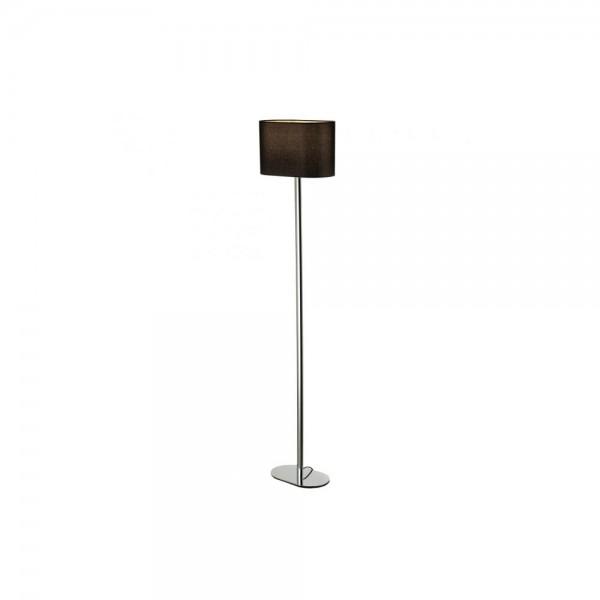SLV 155850 Black Soprana Oval SL-1 Floor Light