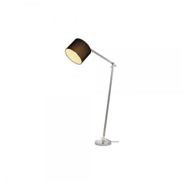 SLV 156030 Black Tenora FL-1 Floor Light