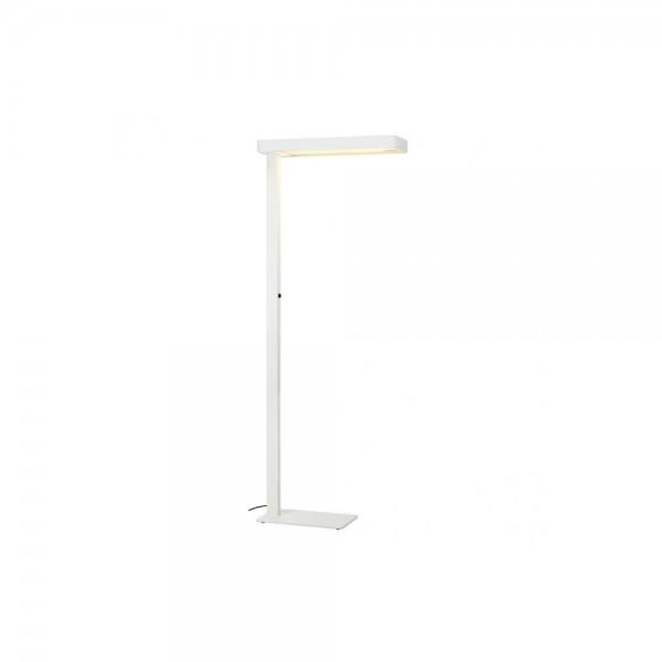 SLV 1000450 White Worklight Dali Sensor LED Floor Light