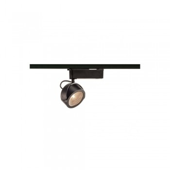 SLV 1000767 Black Kalu LED for 1-Circuit Track 60 º