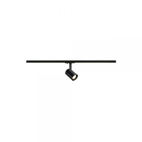 SLV 143570 Black Debasto LED for 1-Circuit Track