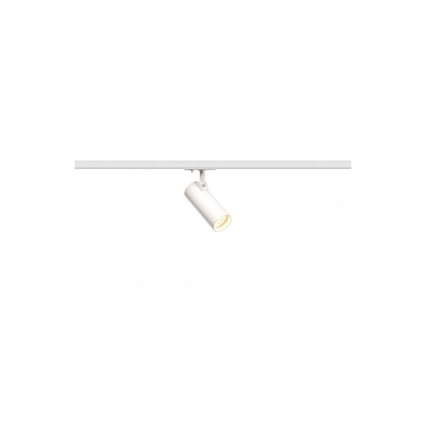 SLV 143581 White Helia 50 LED Spotlight for 1-Circuit Track