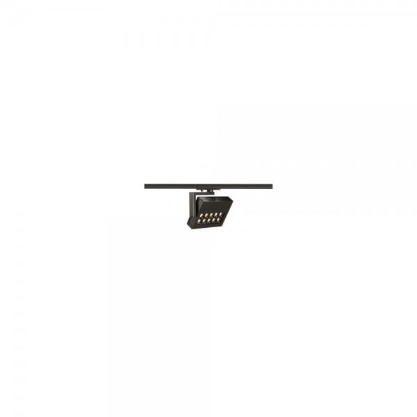 SLV 144060 Black Profuno LED Spot for 1-Circuit Track 50°