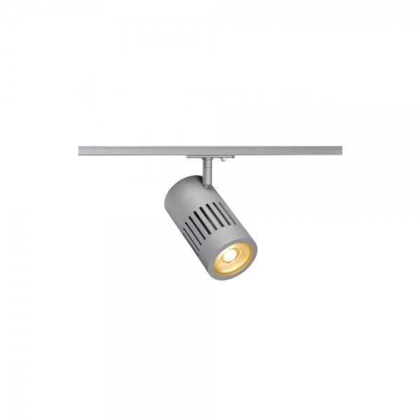 SLV 144104 Silver Structec LED 24W 1-Circuit Track 36°
