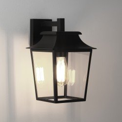 Astro 1340004 Black Richmond Exterior Lantern 200