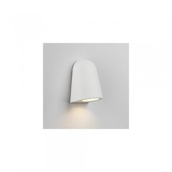 Astro 1317004 White Mast Exterior Wall Light