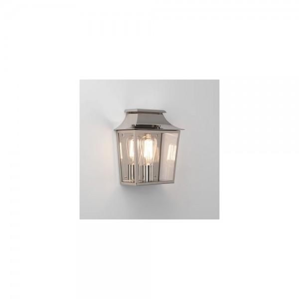 Astro 1340007 Richmond 235 in Polished Nickel Exterior Wall Light
