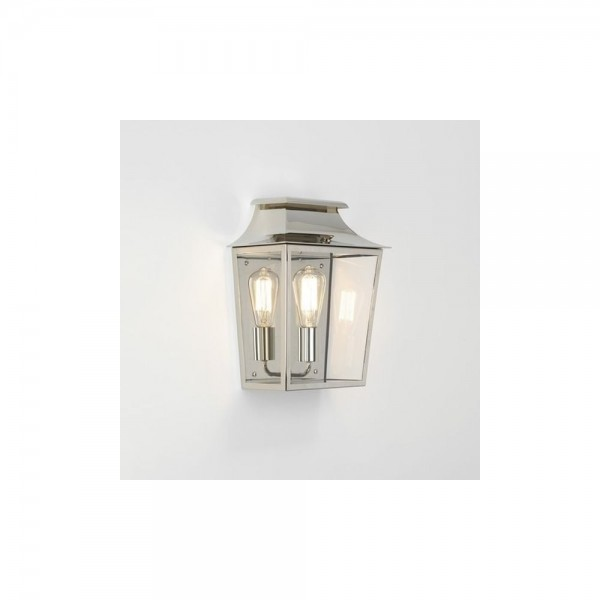 Astro 1340003 Richmond 285 in Polished Nickel Exterior Wall Light