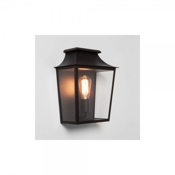 Astro 1340002 Richmond 285 Textured Black Exterior Wall Light