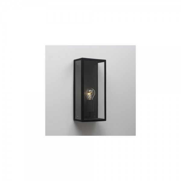 Astro 1183001 Messina 160 Textured Black Exterior Wall Light