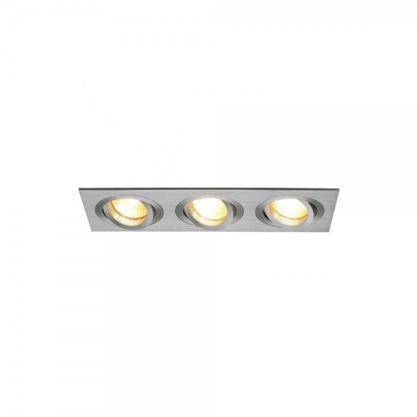 SLV Asto III gu10 Spot Aluminium-Brushed