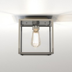 Astro 1354002 Box Polished Nickel Exterior Ceiling Light