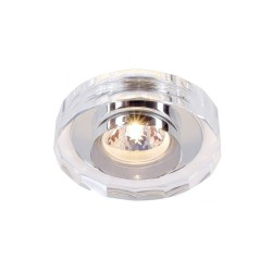 SLV 114921 Chrome/Crystal clear Crystal II Downlight