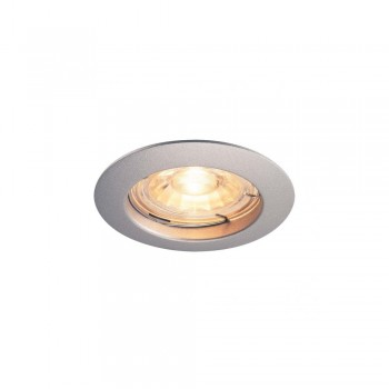 SLV 1000717 Silver-Grey Pika QPAR51 Recessed Light
