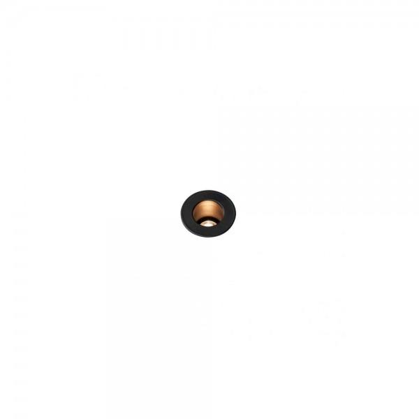 SLV 1000915 Black Triton Mini Round LED Recessed Light