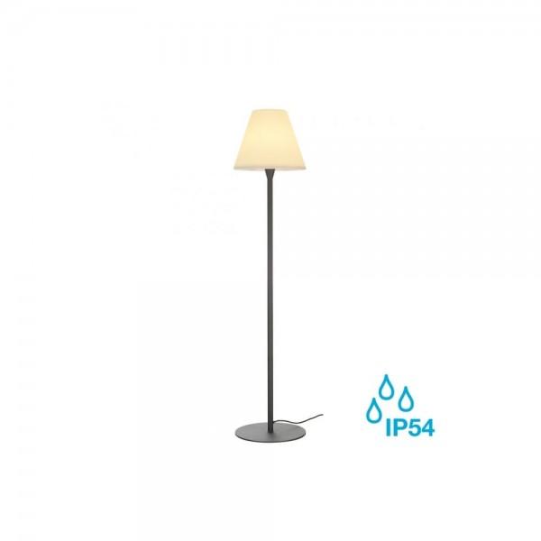 SLV 228965 Anthracite/White Adegan E27 Outdoor Floor Light