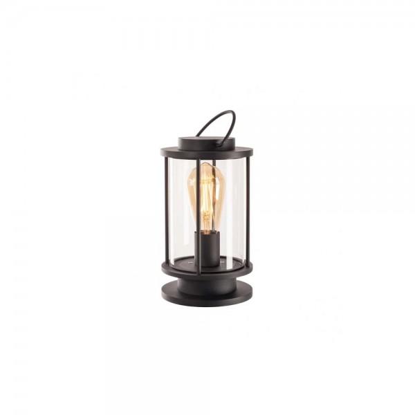 SLV 232095 Anthracite Photonia E27 Table Light with plug