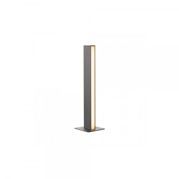 SLV 232185 Anthracite H-Pol 66cm Double 35W LED Outdoor Bollard Light