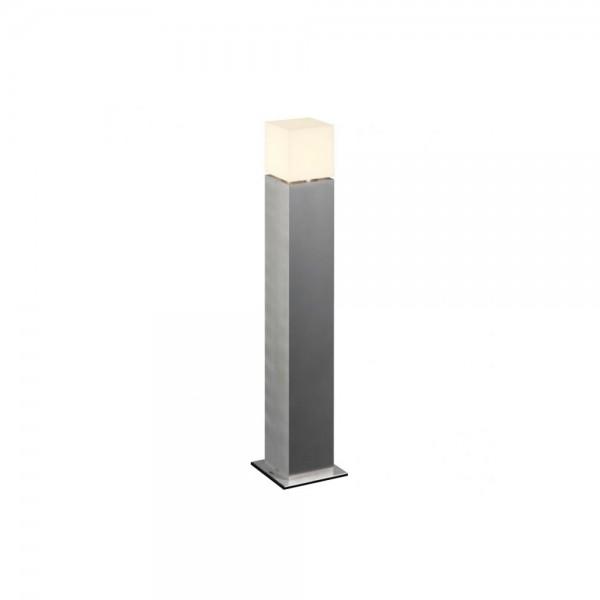 SLV 1000346 Stainless Steel Square Pole 90 Outdoor Bollard Light