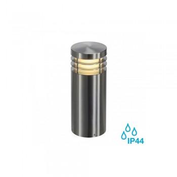 SLV 229054 Stainless Steel Vap 40 E27 Outdoor Bollard Light