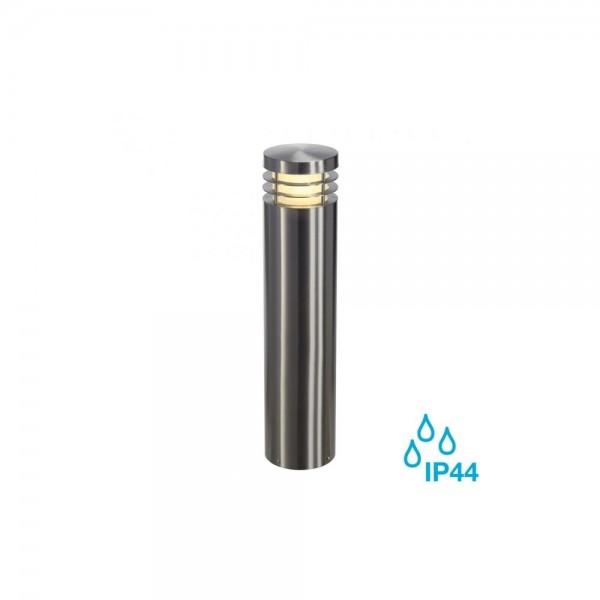 SLV 229057 Stainless Steel Vap 70 E27 Outdoor Bollard Light
