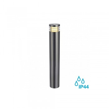 SLV 229050 Stainless Steel Vap 100 E27 Outdoor Bollard Light