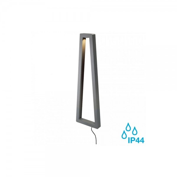 SLV 231855 Anthracite Bookat 12W LED Outdoor Floor Light