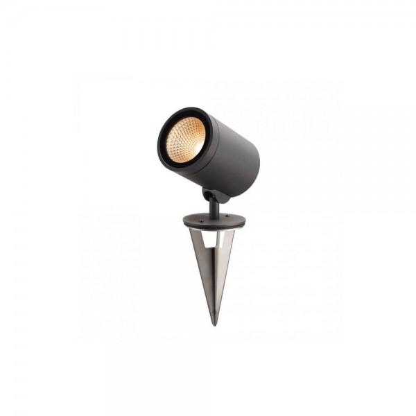 SLV 228555 Anthracite Helia 15W LED Outdoor Pathway Spotlight