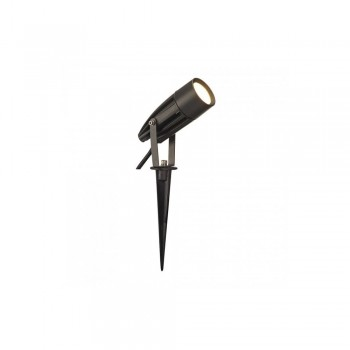 SLV 227505 Anthracite Syna Spike 8.6W 3000K LED Outdoor Ground Spotlight