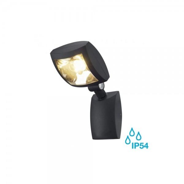 SLV 232415 Anthracite Mervaled 14W LED Outdoor Spotlight