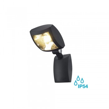 SLV 232415 Anthracite Mervaled 14W LED Outdoor Spotlight