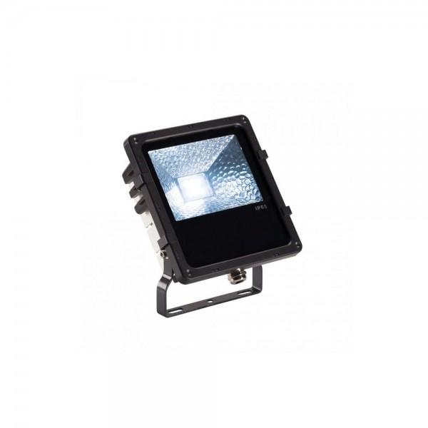 SLV 232360 Black Disos 4000K 25W LED Outdoor Spotlight