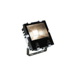 Intalite 1000805 Black Disos 3000K 73W LED Outdoor Spotlight