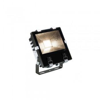 SLV 1000805 Black Disos 3000K 73W LED Outdoor Spotlight