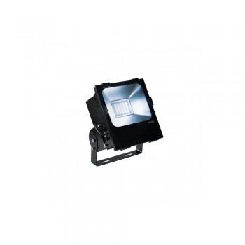 SLV 232380 Black Disos 4000K 100W LED Outdoor Spotlight