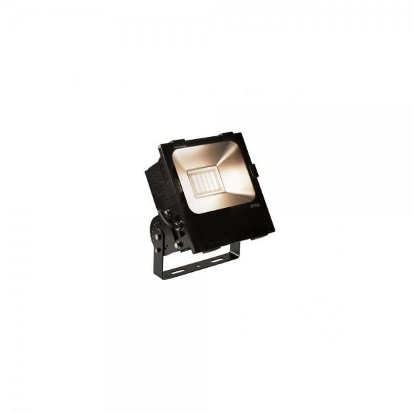 SLV 1000806 Black Disos 3000K 100W LED Outdoor Spotlight