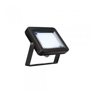 SLV 232810 Black Spoodi 10W 4000K LED Outdoor Spotlight