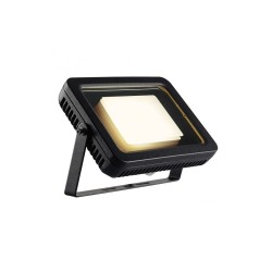 SLV 232820 Black Spoodi 30W 3000K LED Outdoor Spotlight