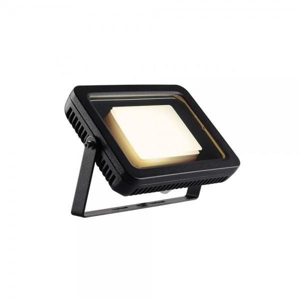 SLV 232820 Black Spoodi 30W 3000K LED Outdoor Spotlight