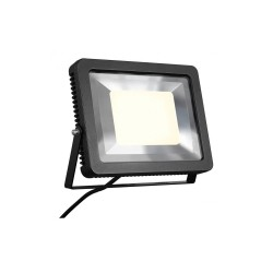 SLV 232840 Black Spoodi 60W 3000K LED Outdoor Spotlight