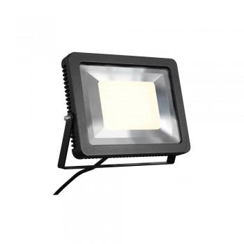 SLV 232840 Black Spoodi 60W 3000K LED Outdoor Spotlight