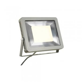SLV 232844 Silver-Grey Spoodi 60W 3000K LED Outdoor Spotlight