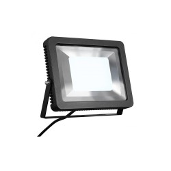 Intalite 232850 Black Spoodi 60W 4000K LED Outdoor Spotlight