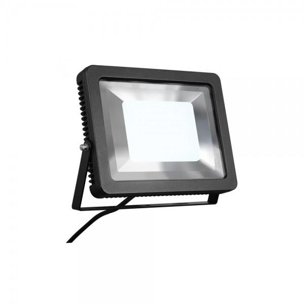 SLV 232850 Black Spoodi 60W 4000K LED Outdoor Spotlight