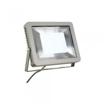 SLV 232854 Silver-Grey Spoodi 60W 4000K LED Outdoor Spotlight