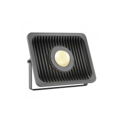Intalite 234305 Anthracite Milox 1 3000K 41W LED Outdoor Floodlight